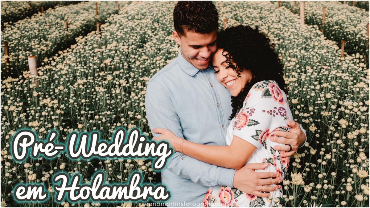 Imagem capa - Pré-Wedding em Holambra | K&F - Além da Fotografia por Breno Martins