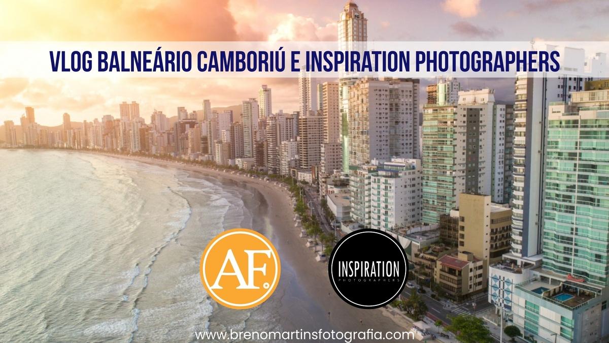 Imagem capa - VLOG BC e Inspiration Photographers - Além da Fotografia por Breno Martins