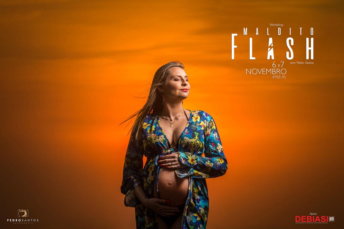 Imagem capa - Workshop Maldito Flash 3ª Edição por Pedro Santos