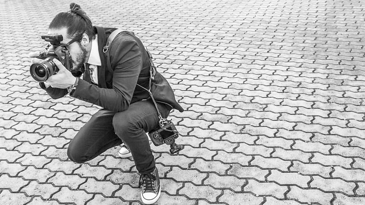 Imagem capa - Comprou uma câmera! É Fotógrafo? por Pedro Santos