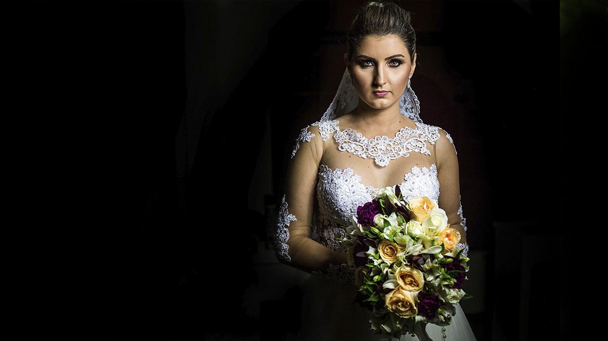 Imagem capa - Retrato da Noiva por Pedro Santos