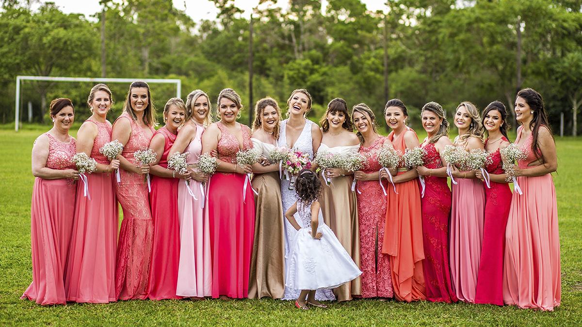 Imagem capa - 5 Dicas Para Madrinhas de Casamento por Pedro Santos