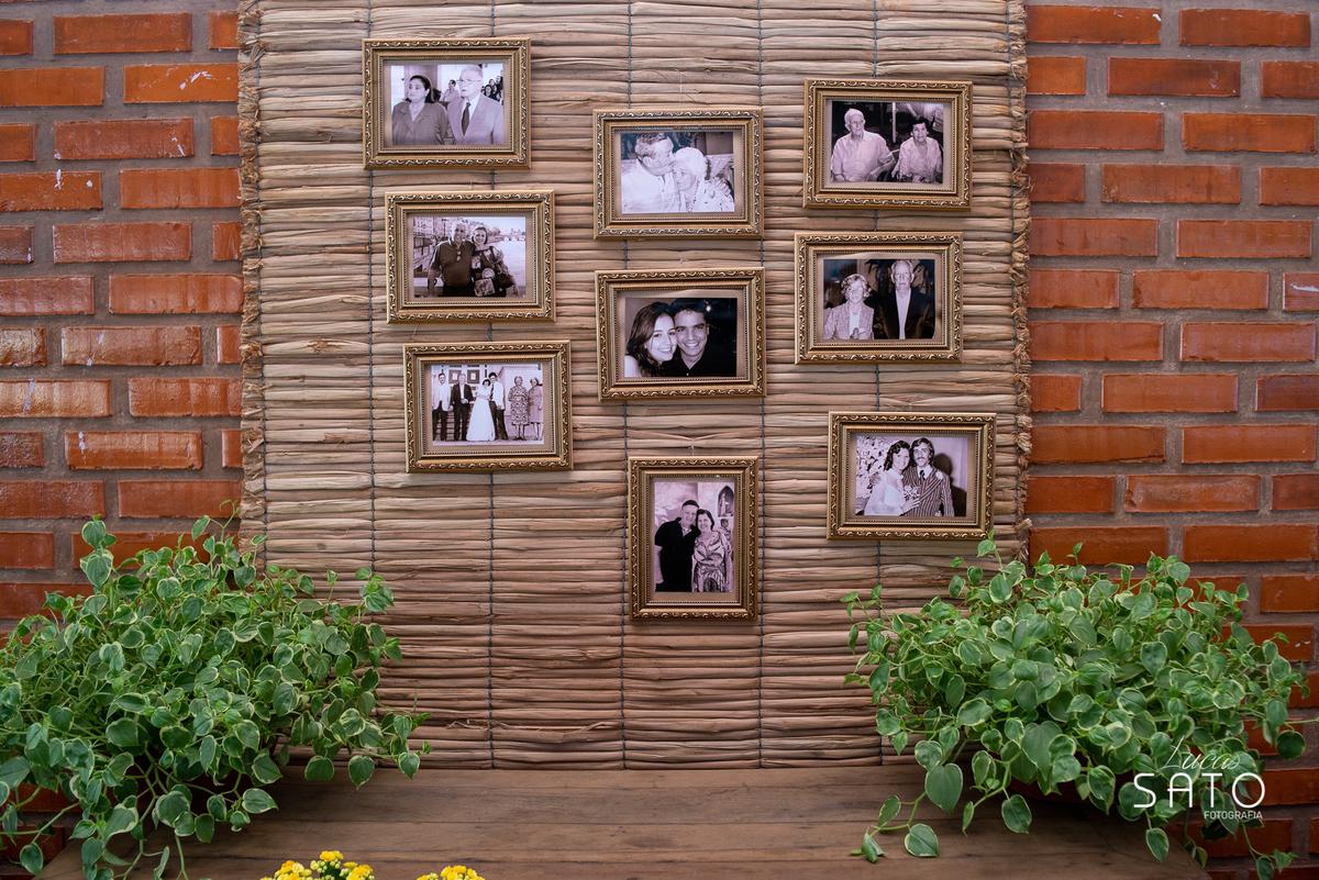 Decoração de casamento na cidade de São Gotardo-MG. Decoração da Antoinett