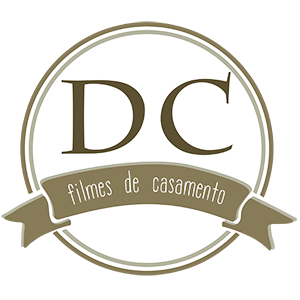 Logotipo de DC Filmes de Casamento