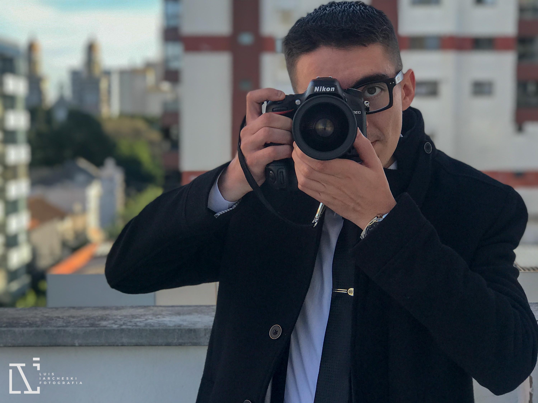 Contate Luis Iarcheski - Fotografia