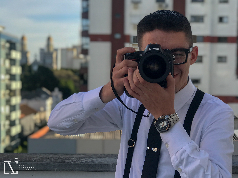 Sobre Luis Iarcheski - Fotografia