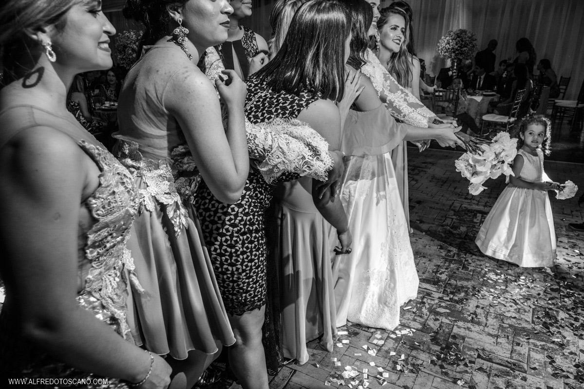 festa de casamento bouquet