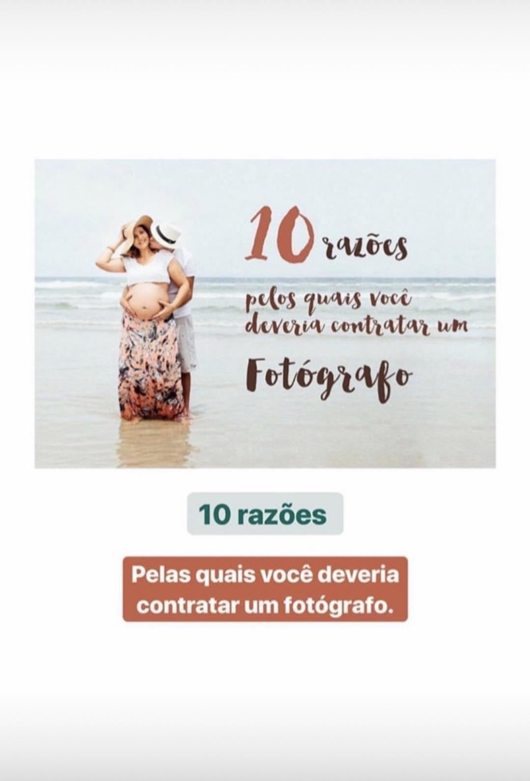 Imagem capa - 10 Razões para contratar um fotógrafo profissional  por Tatiana Ferreira Papaleo