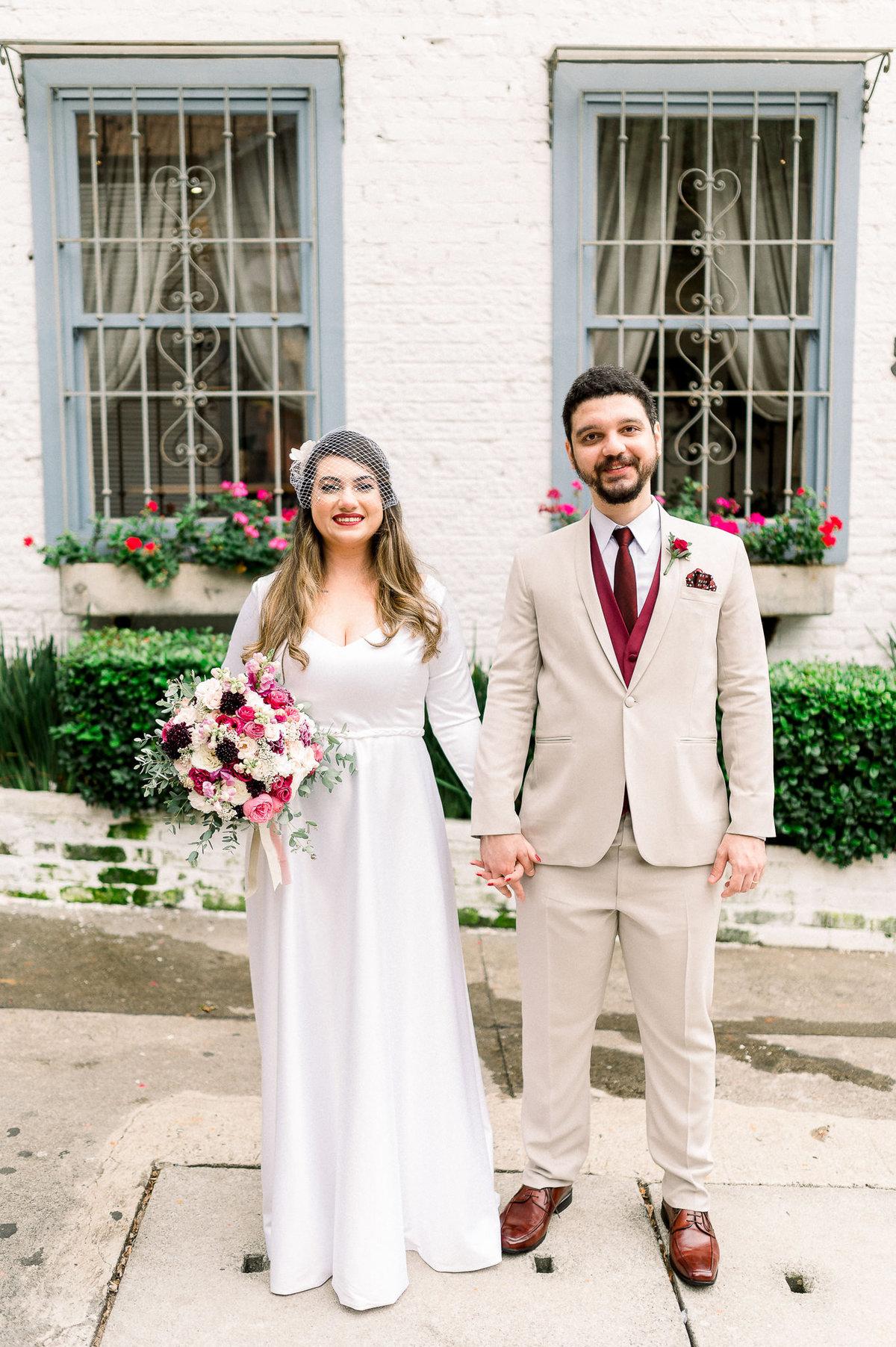 Imagem capa - MINI WEDDING - JÉSSICA E PEDRO - CASINHA QUINTAL - DEZEMBRO 2020 por Juliana Toledo