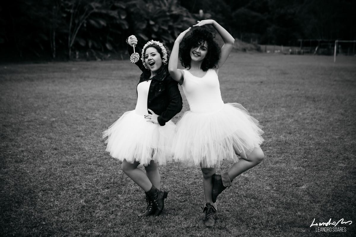 ensaio bailarina 15 anos