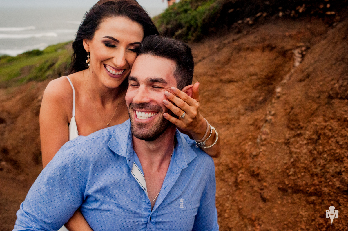 sorrisos verdadeiros em sessao de fotos pra lá de especial