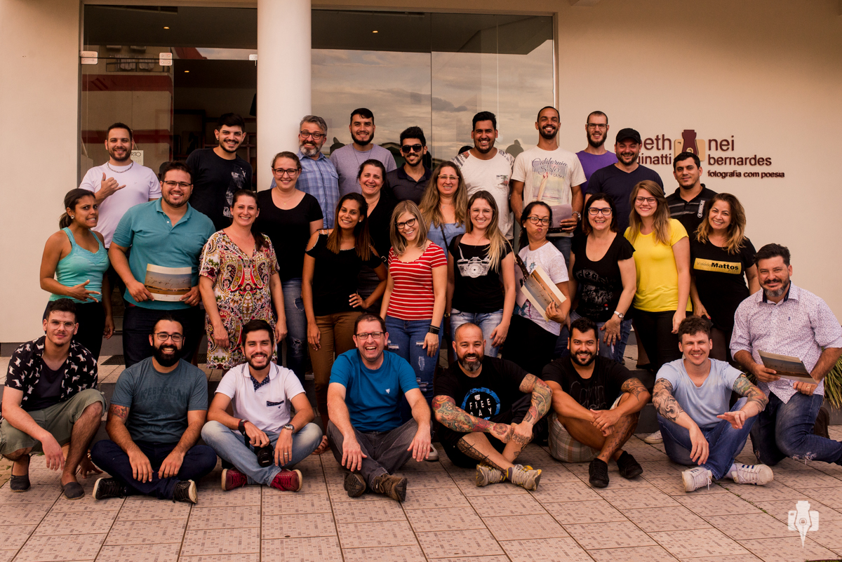 Workshop A Fotografia Fora da Zona de Conforto