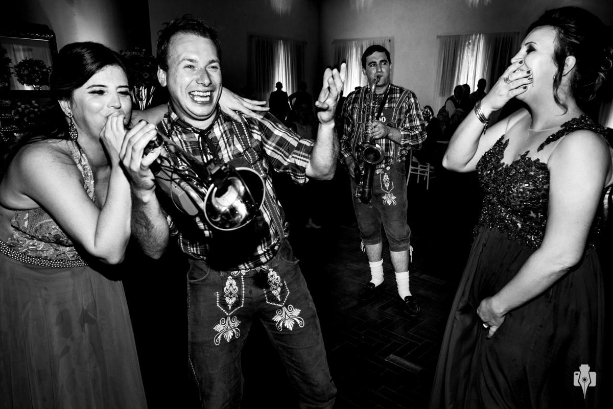 bodas de ouro ao som de bandinha