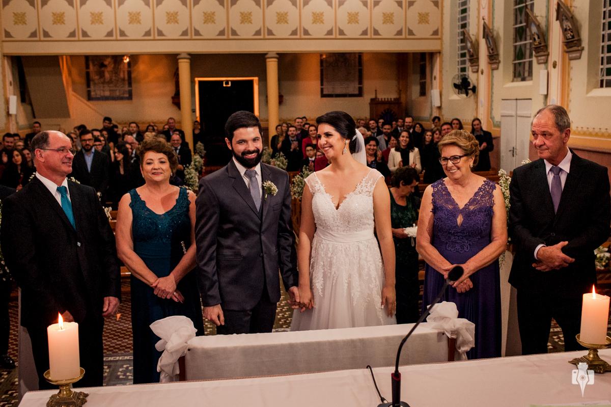 a noiva é prima da beth