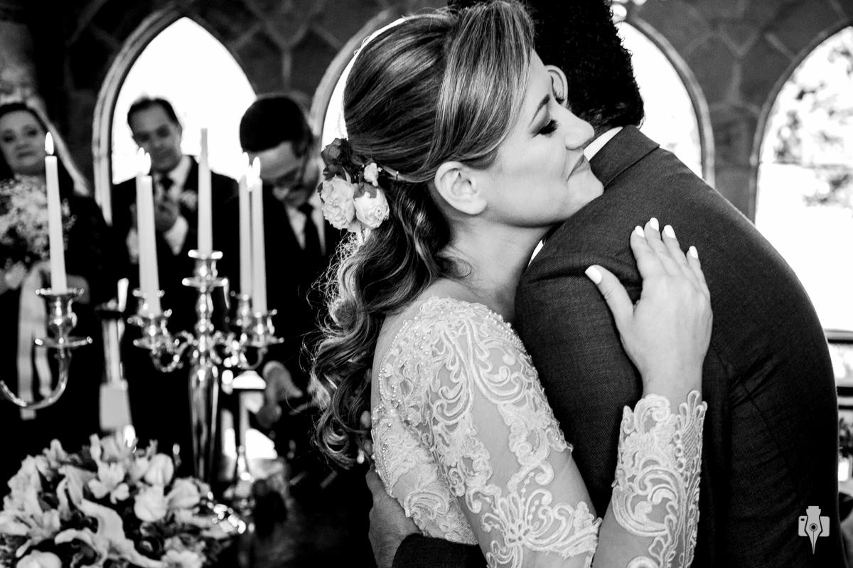 casamento para as pessoas mais íntimas