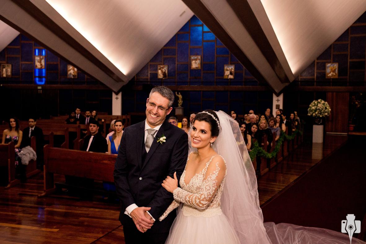 casamento de um casal muito apaixonado