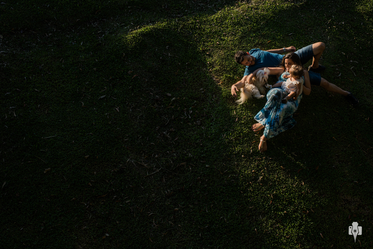 ensaio de familia de jana lucas anie e com cachorro loli no morro grande em rolante rs