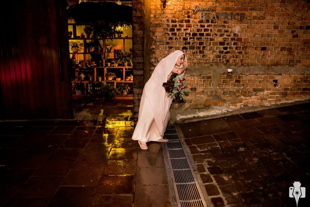 casamento com chuva em farroupilha