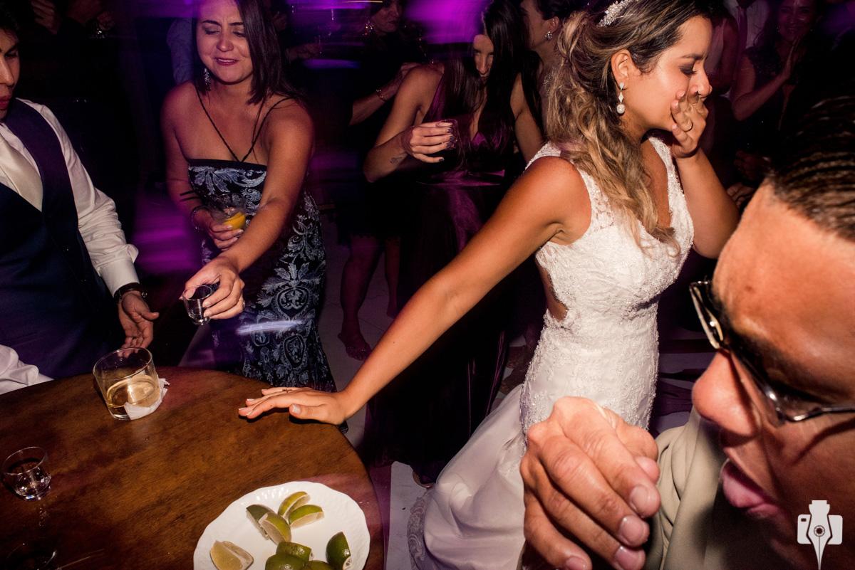 casamento animado