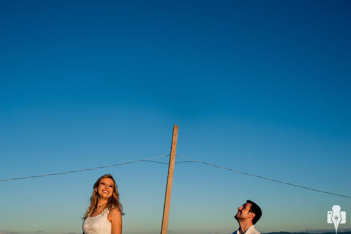 ensaio pré casamento com pôr do sol