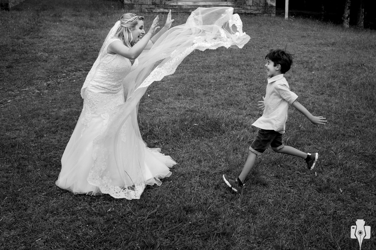 fotos divertidas de noiva, em canela
