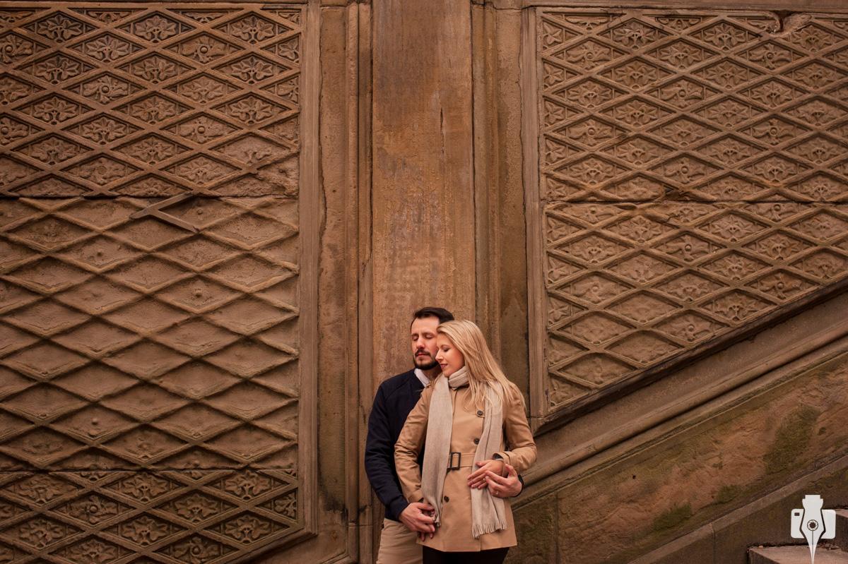 fotos de casal nos Estados Unidos