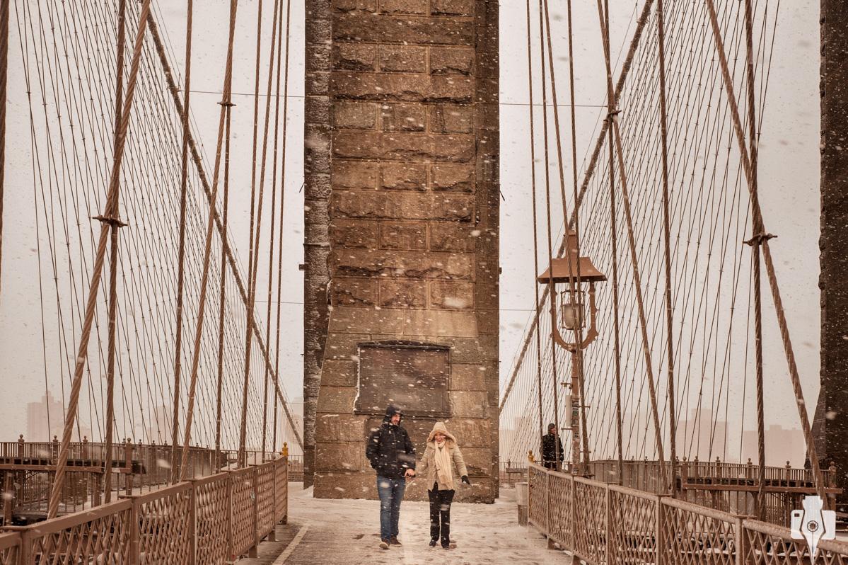 ensaio pré casamento na ponte do brooklin