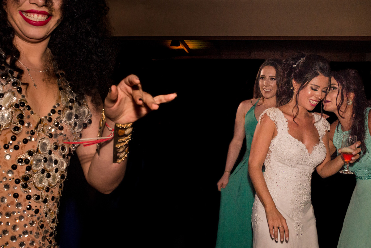 fotografia de festa de casamento