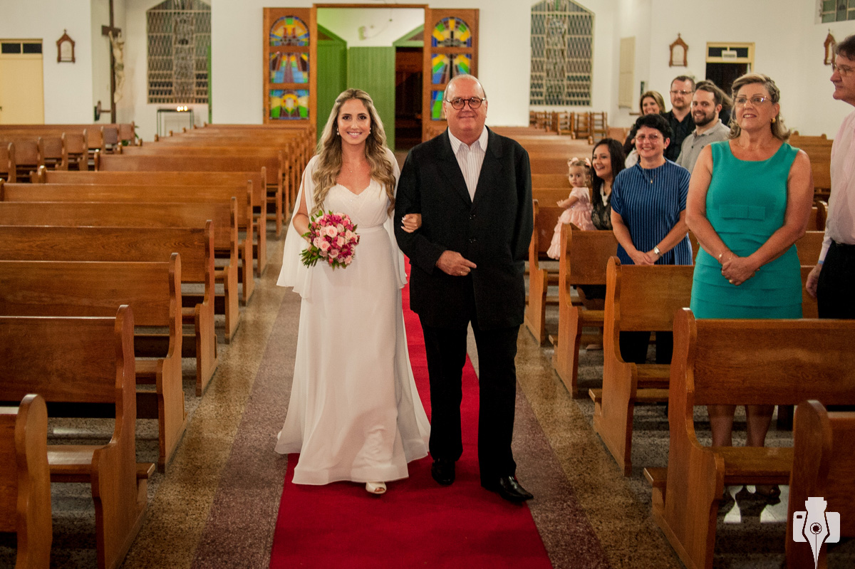ideias de casar na igreja