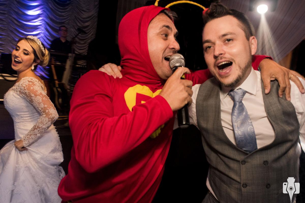 fotos de festa de casamento divertidas