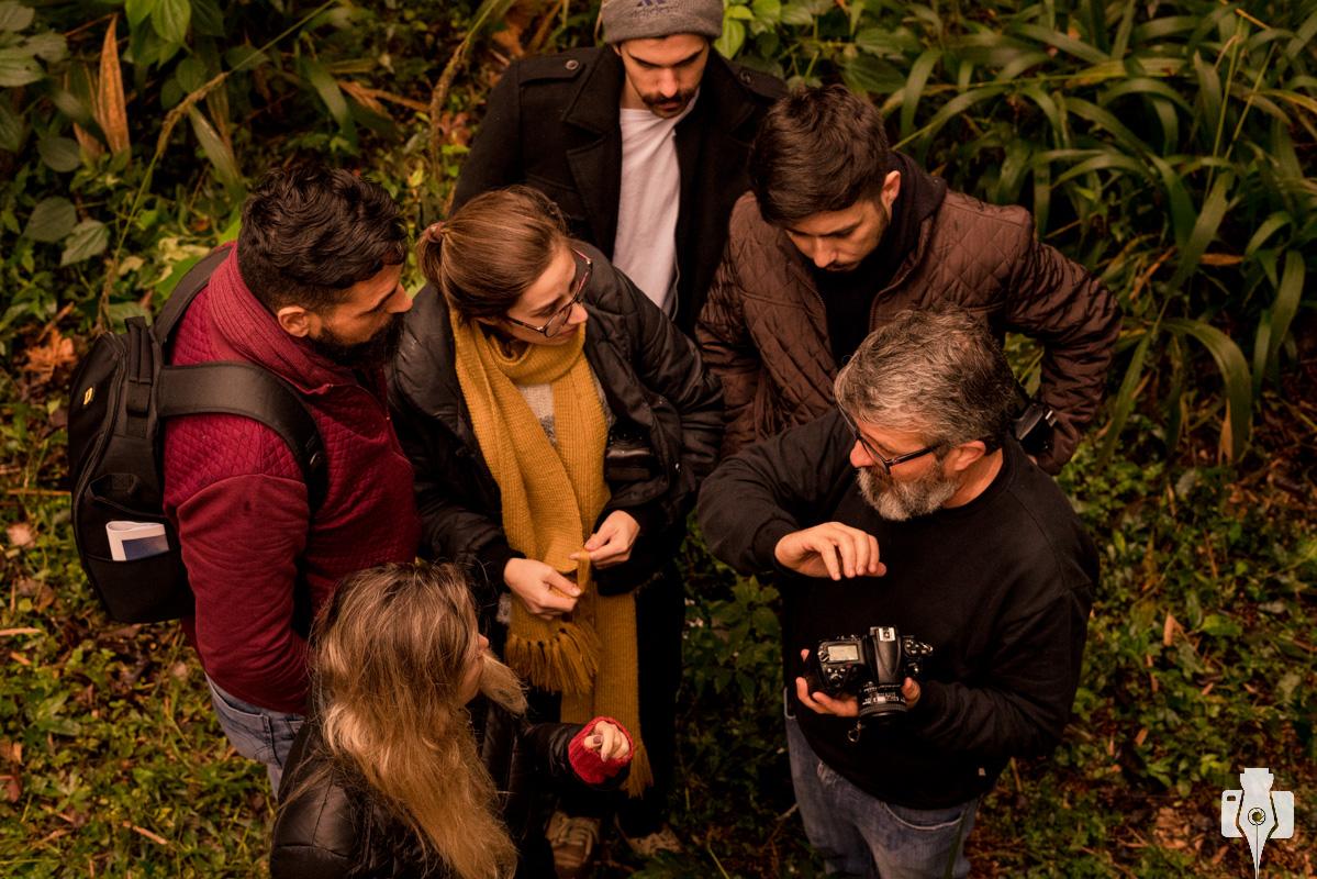 workshop de fotografia com pratica externa