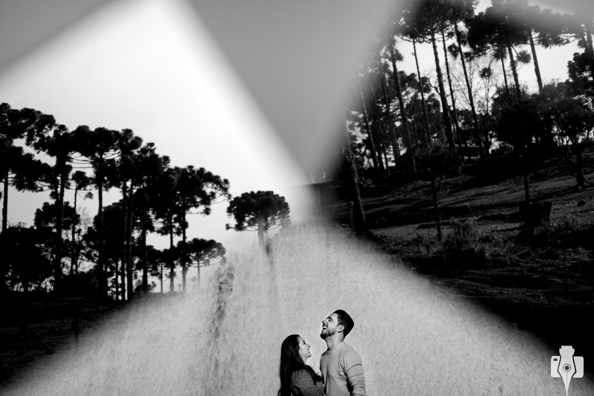 ensaio pre wedding em taquara