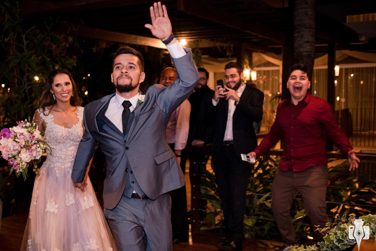 festa de casamento em campo grande