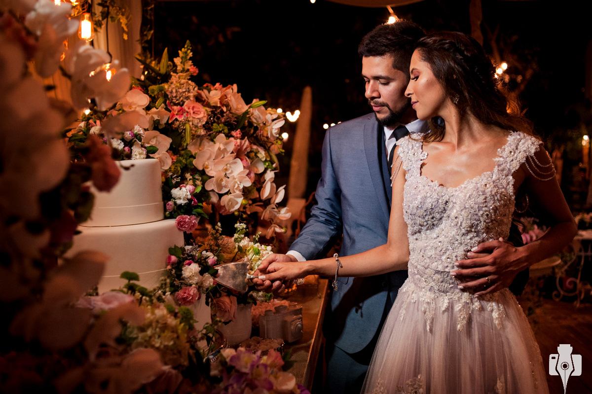 festa de casamento nei bernardes