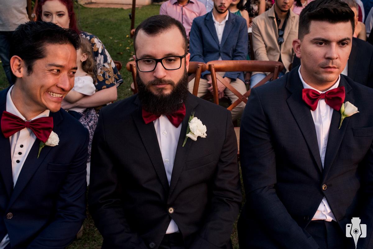 fotografia de casamento nei bernardes