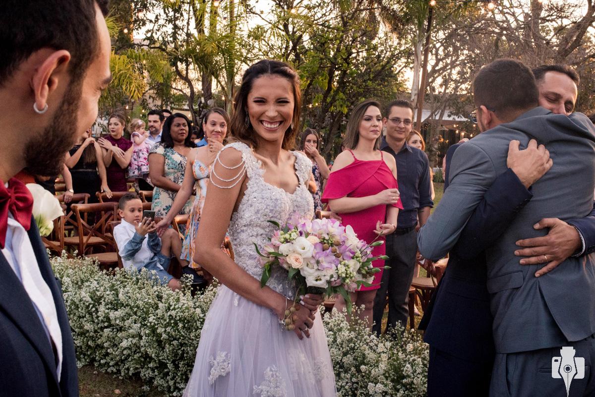 fotos de casamento ao por do sol