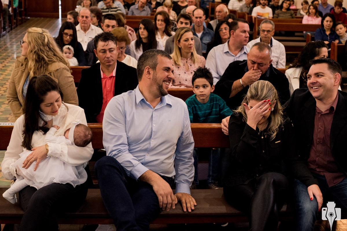 fotografias de batismo