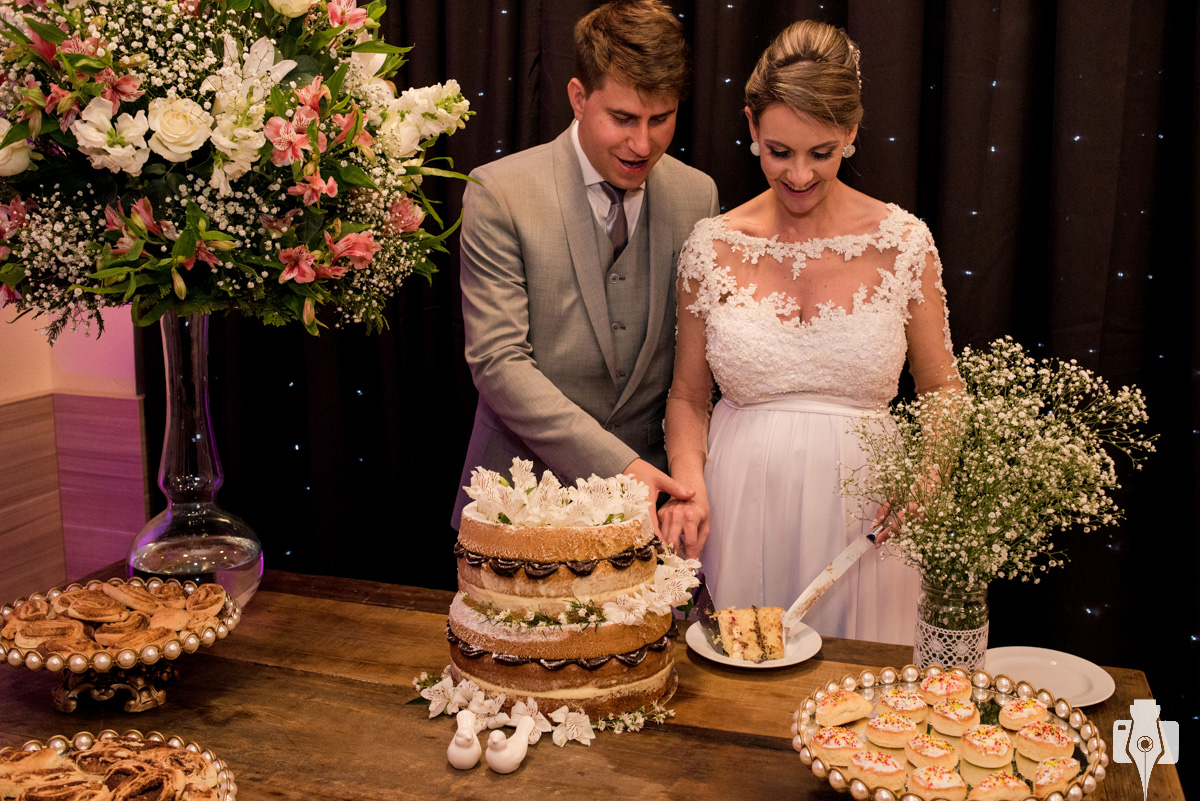 festa de casamento em rolante