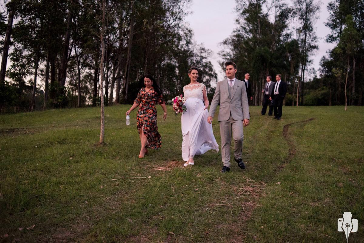 fotografia de casamento noiva gravida