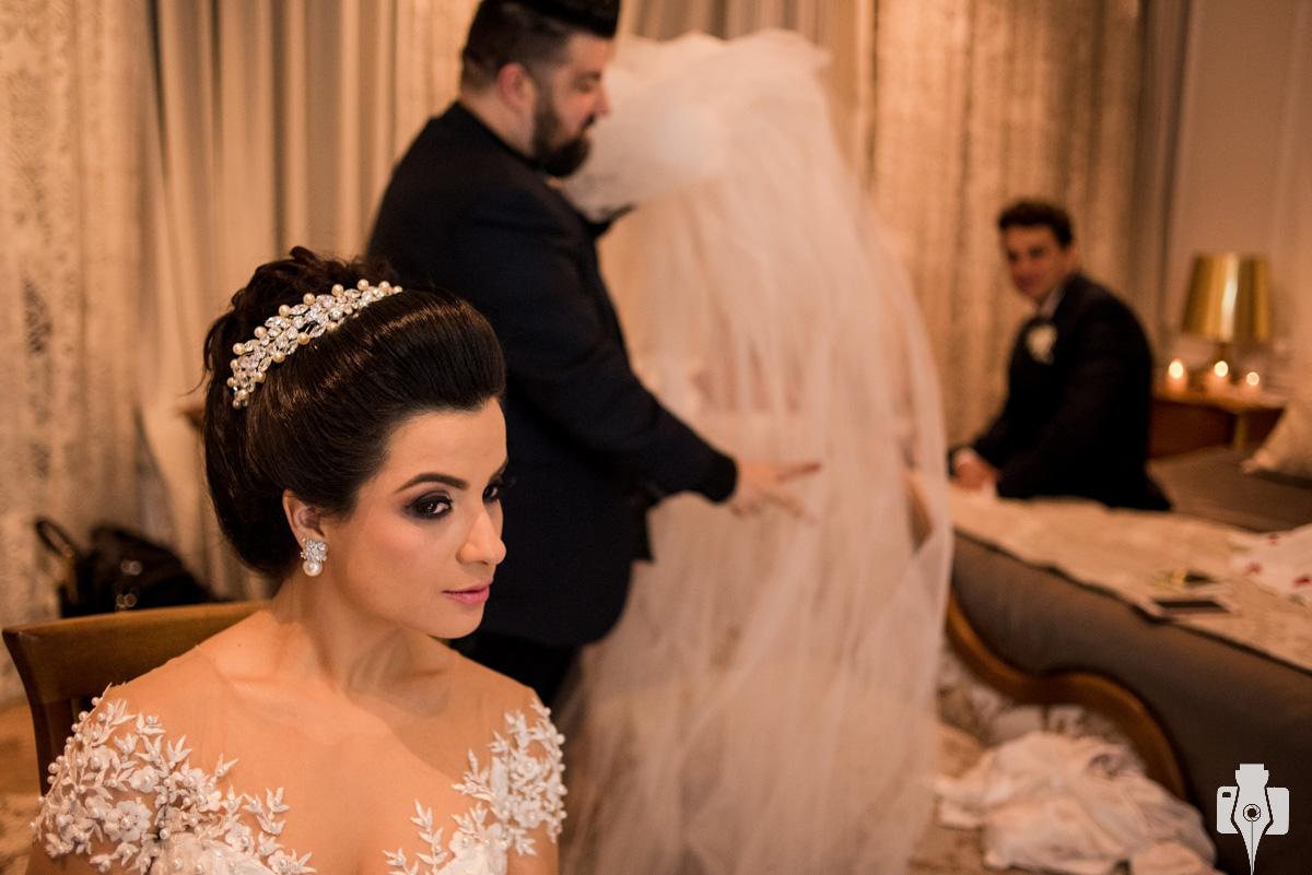 vestido de casamento lindo