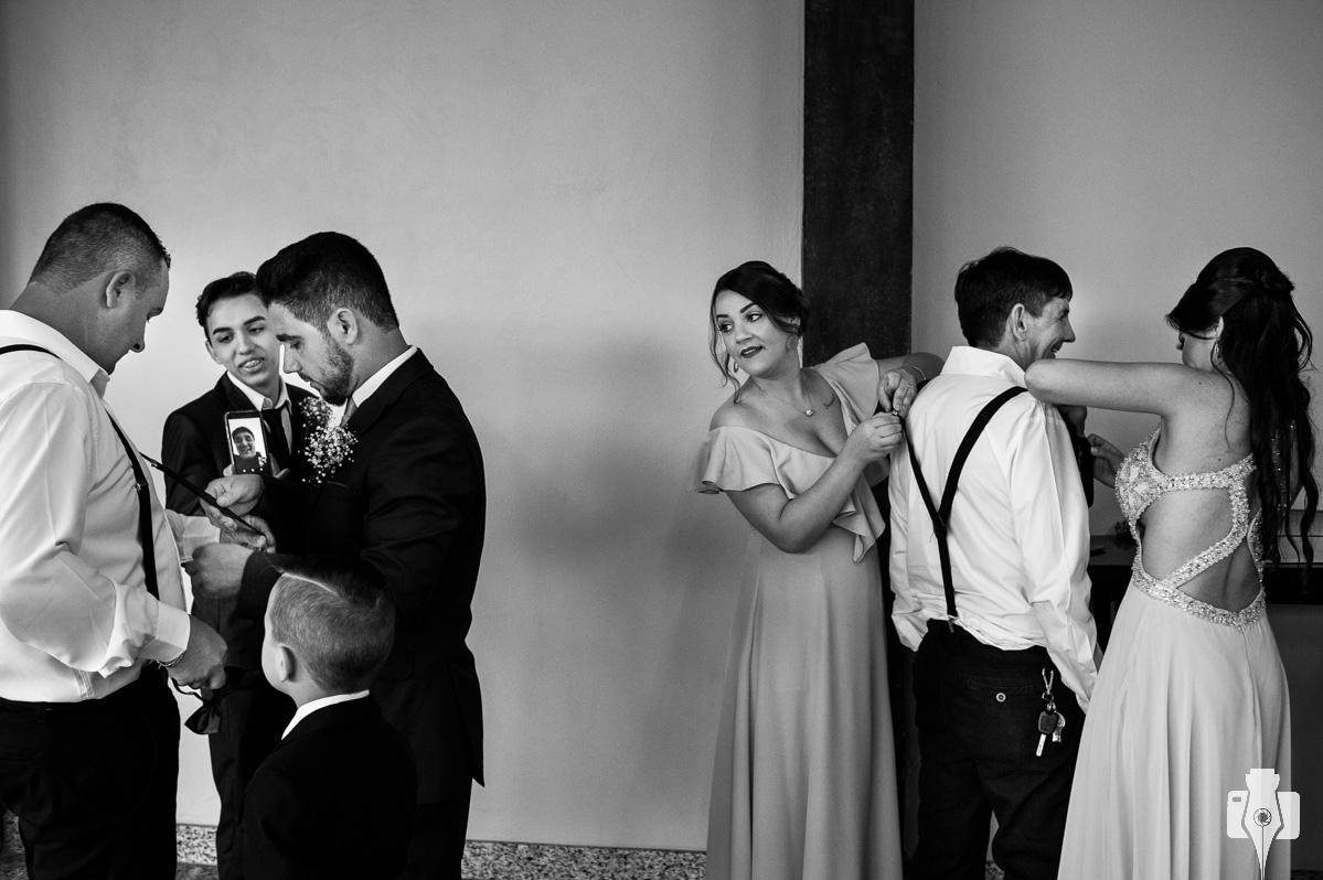 fotografias de casamento no litoral