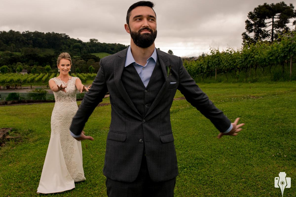 fotos de casamento externo