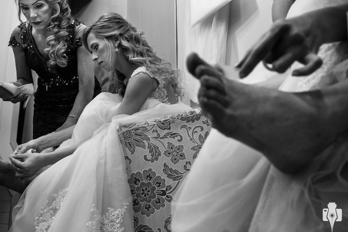 casamento em igrejinha