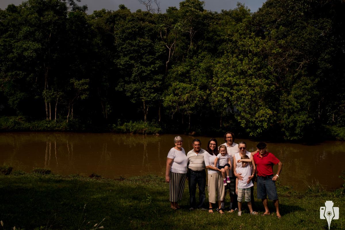 fotos de familia ao ar livre