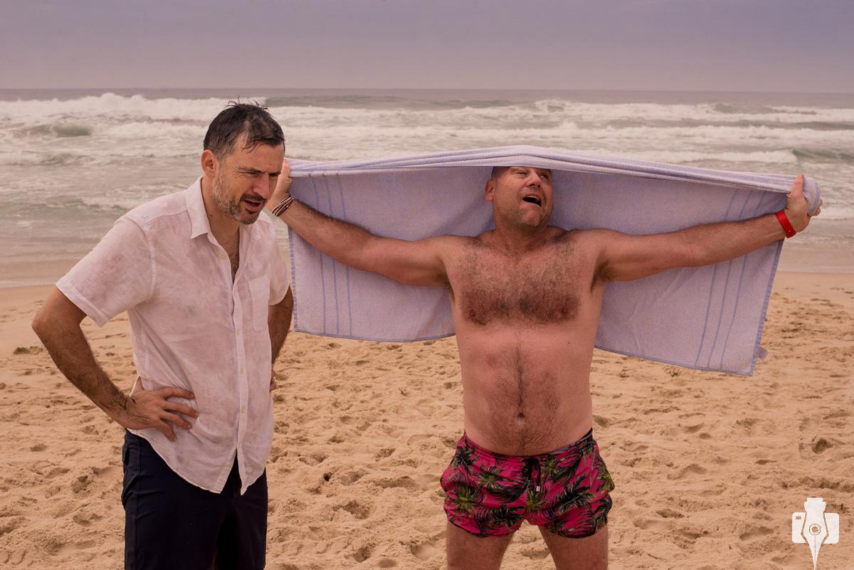casamento na beira da praia