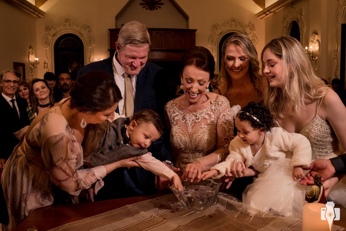 bodas de ouro com cerimonia religiosa