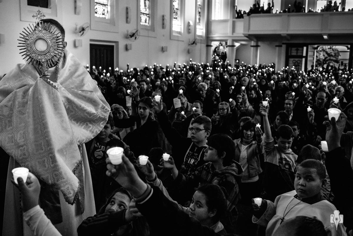 missa das famílias na igreja católica celebração católica