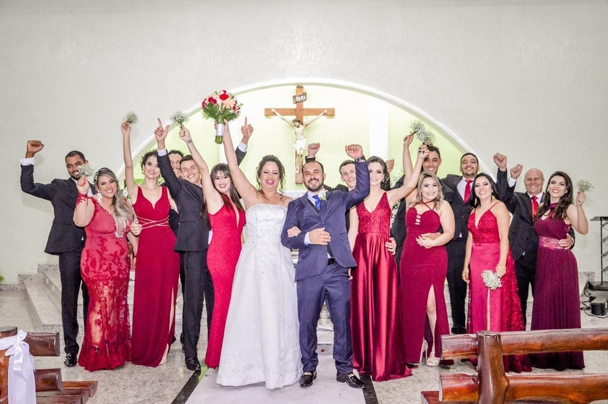 Imagem capa - SOGRA realiza sonho da Nora com  casamento Surpresa por Erica Luzia Gomes Valu