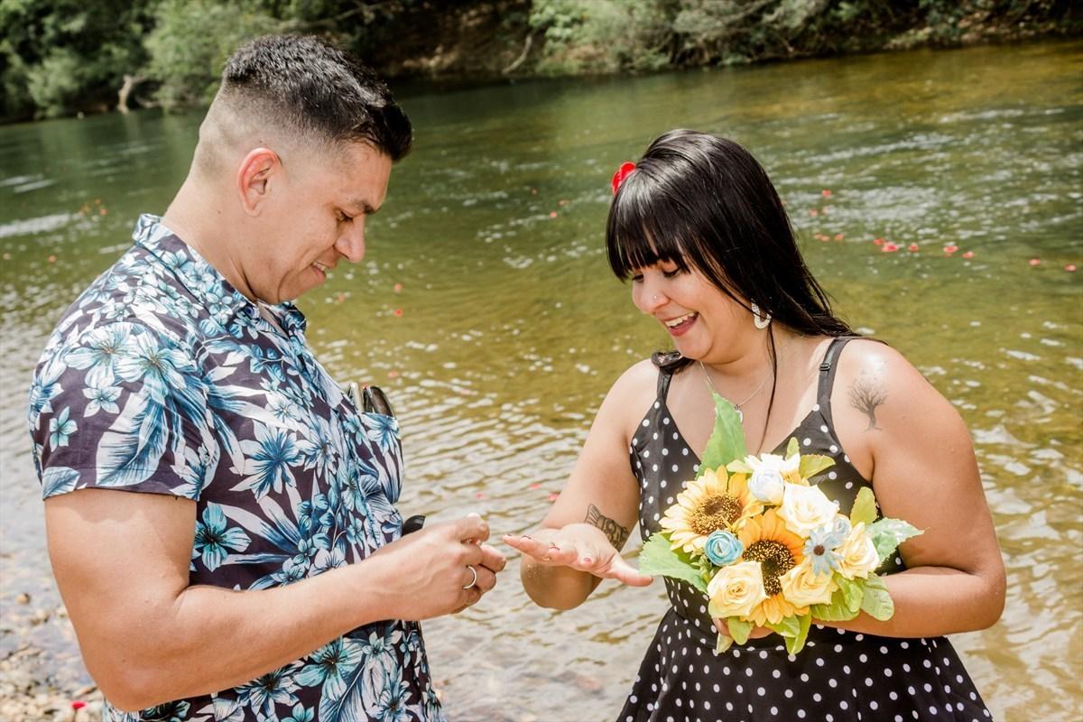 Imagem capa -  6 pedidos de casamentos diferentes - aproveitando o momento Certo!!! por Erica Luzia Gomes Valu