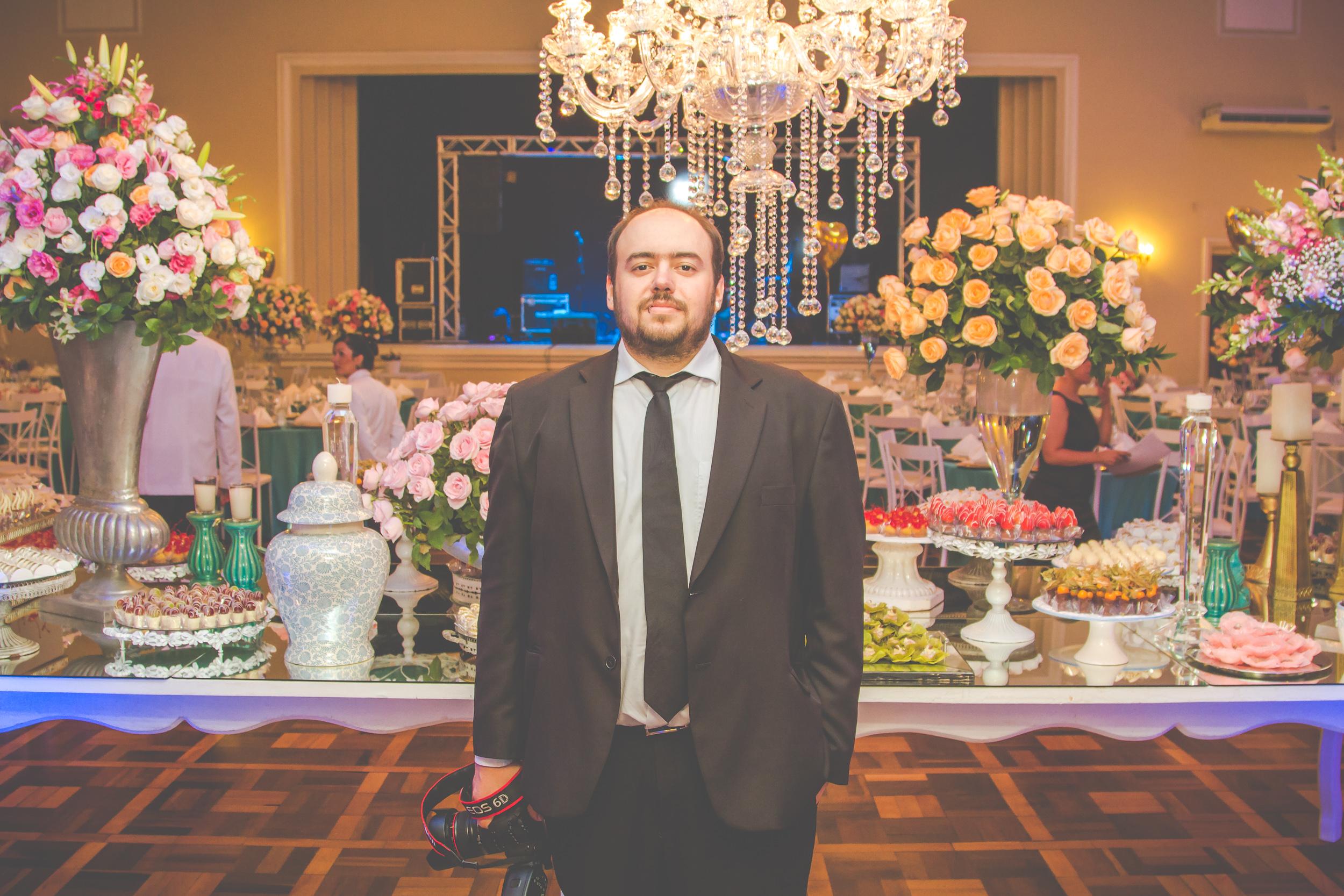 Sobre Johnny Roedel - Fotógrafo de casamentos, ensaios e eventos - Santa Catarina